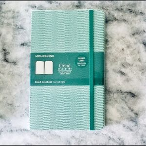 Moleskin: Limited Edition 'Blend Collection' GREEN